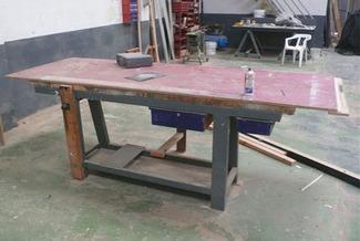 Imagen de Mesas de Trabajo para Carpintero